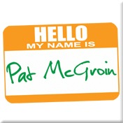 Pat McGroin