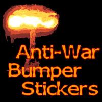 Anti War Bumper Stickers