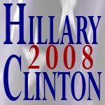 Hillary Clinton Running Mates for 2008