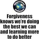 Forgiveness Knows