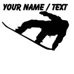 Custom Snowboarding Silhouette