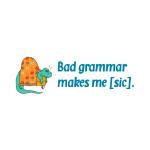 Bad Grammar - Apparel