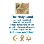Holy Land - Goodies