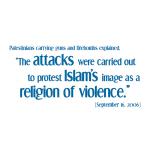 Attack for Peace! - Apparel