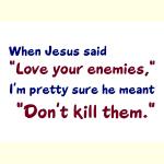 Don't Kill Them - Apparel