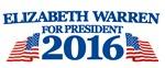 Elizabeth Warren for President 2016