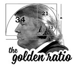 Donald Trump - the golden ration