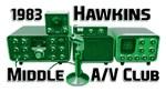 1983 HAWKINS MIDDLE A/V CLUB