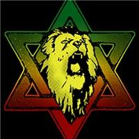Judah Lion (dark print)
