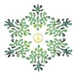 Snowflake Peace - Miracle