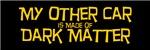 Fun with Dark Matter