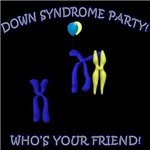 Down Syndrome Party