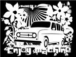 LINEA ENJOY MACHINE WHITE