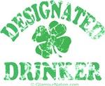 Designated Drinker 2 (distressed)