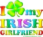 I love My Irish Girlfriend (rainbow)
