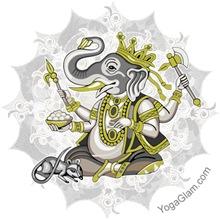 Fanesha Hindu god design