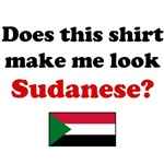 Does This Shirt Make Me Look Sudanese?