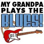 My Grandpa Plays The Blues