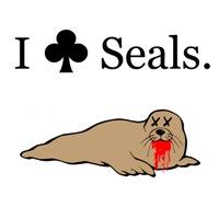 I club seals.