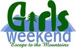 Mountain Girls Weekend