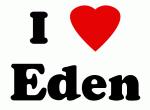 I Love Eden