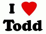 I Love Todd