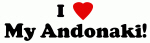 I Love My Andonaki!