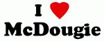 I Love McDougie