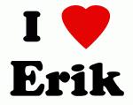 I Love Erik