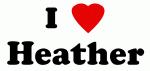 I Love Heather