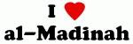 I Love al-Madinah