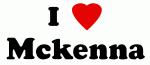 I Love Mckenna