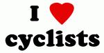 I Love cyclists