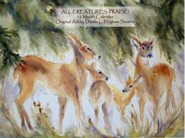 All Creatures, Praise! Calendar