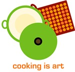 cooking is art collection