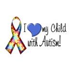 I love my child with autism