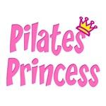 PILATES PRINCESS PINK