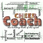 cheer coach graphic