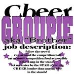 Cheer Groupie Brother