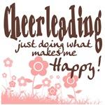 Cheerleading Makes Me Happy