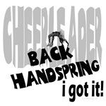 Back Handspring I Got It!