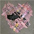 Labrador Woven Heart Designs