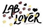 Lab Lovers - Black, Yellow & Chocolate