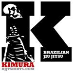 Kimura t-shirts - skeletal design