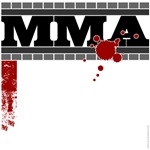 MMA teeshirt - simple, classy
