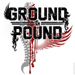 Ground and Pound teeshirts