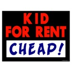 Kid For Rent