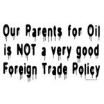 No Parents for Oil