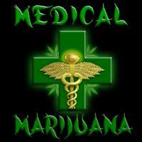 Medical Marijuana Cross