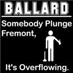 Plunge Fremont (Black)